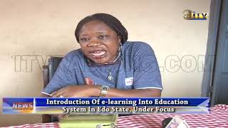 Introduction of e-learning into Education System in Edo State in focus