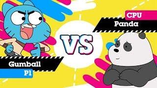 Gumball Şaşırtıcı Dünyası - 2 Süper Disk Düello - Gumball [Cartoon Network Oyunları]