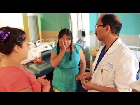 Caribbean Hospital Health City Cayman Islands Treats Two Bolivian Boys