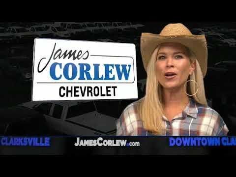 James Corlew Chevrolet >> James Corlew Chevrolet Silverado City Specials