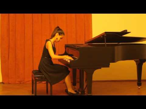 M. Ravel-Jeux d'eau   Marina Simeonova