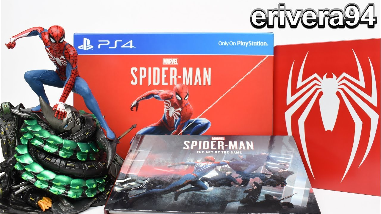ps4 spider man complete edition