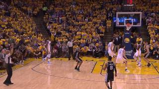 NBA Conference Finals 2017: San Antonio Spurs Vs Golden State Warriors Game 1 Highlights (0-1)