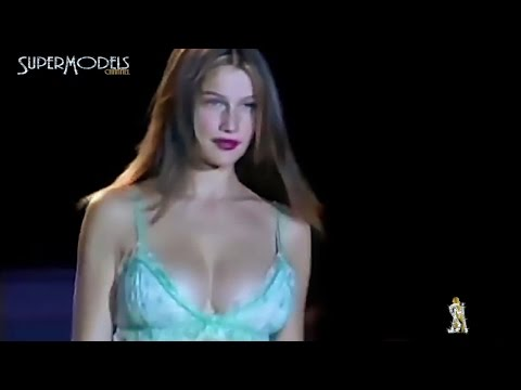 Laetitia Casta   Victorias Secrets Fashion s 1997 2000   by SuperModels Channel