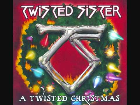 Anne Erickson - Twisted Sister Wants to Get You Into the Christmas Spirit!