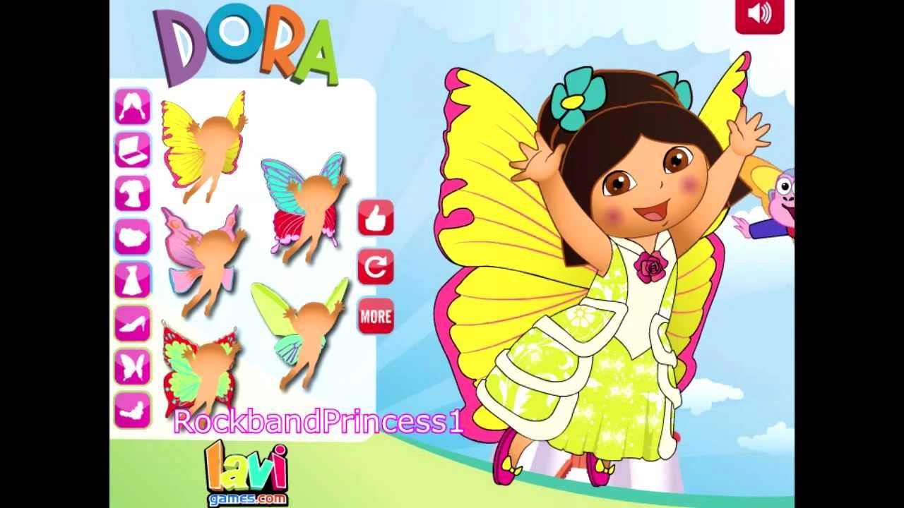 Dora The Explorer Games Online Free For Toddlers ...