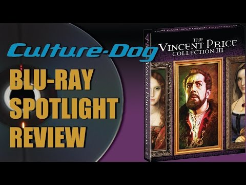 Blu-Ray Review: The Vincent Price Collection III (1961-1970) [Scream Factory]