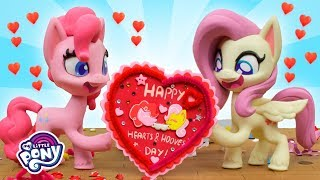 'Valentine's Day Card' Stop Motion Short Ep. 4 ? My Little Pony