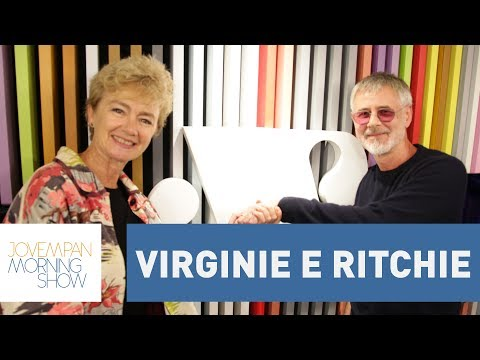 Virginie e Ritchie - Morning Show - 21/06/17