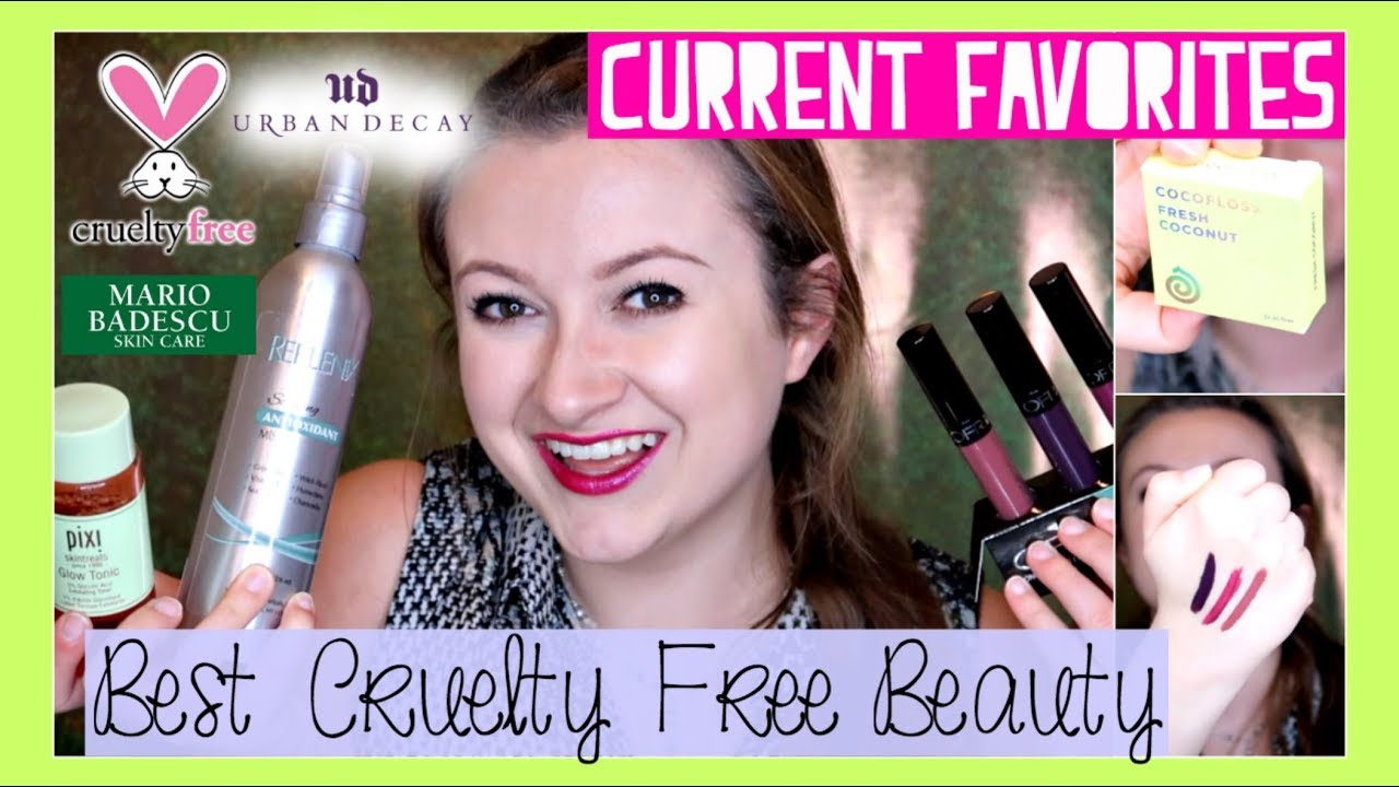 april favorites 2018 ♡ cruelty free beauty, lifestyle & bbw candles