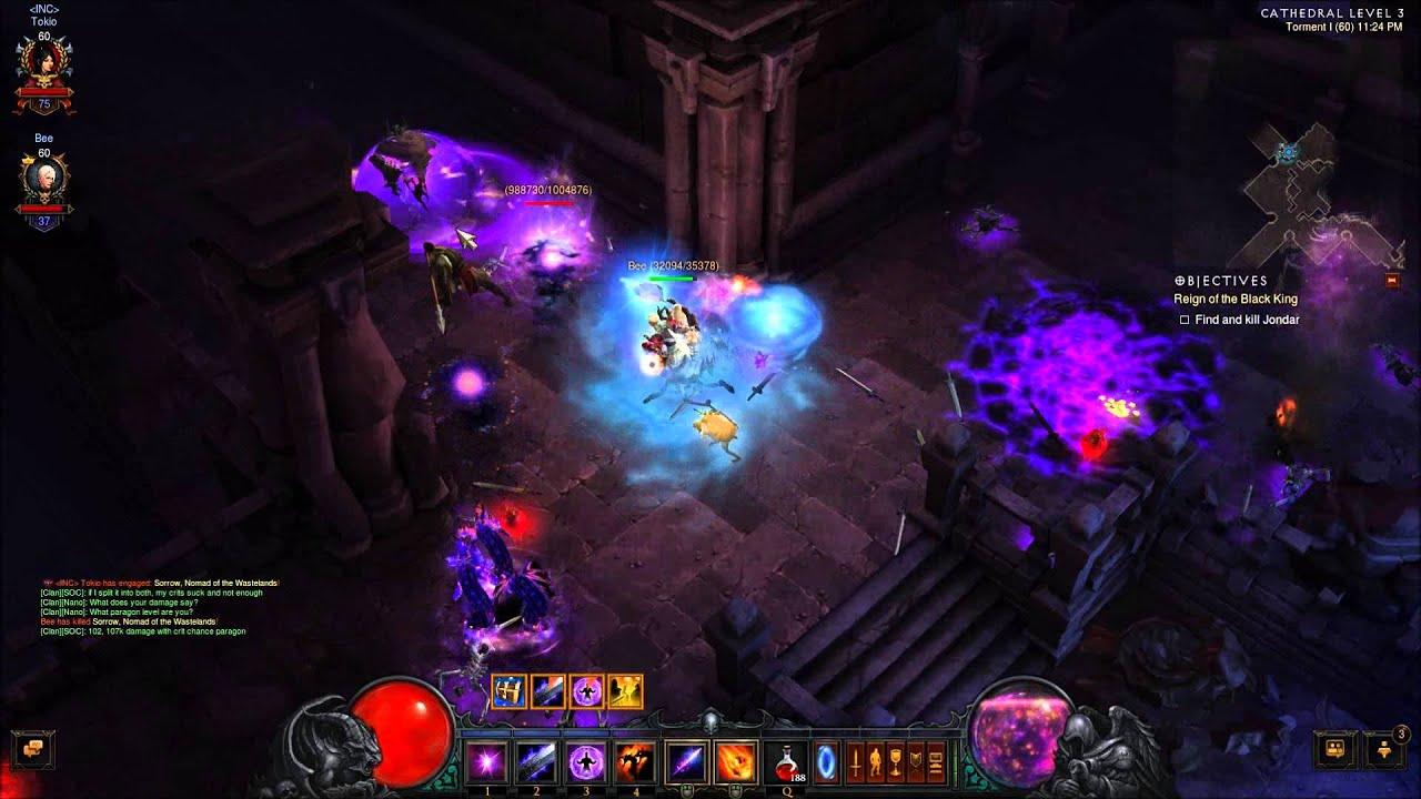 Diablo  Frost Wizard Build