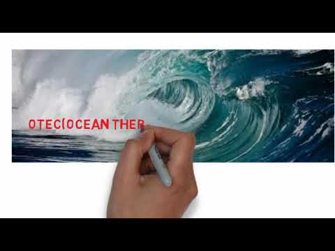 Renewable energy - OTEC (ocean Thermal Energy Conversion) in short.