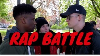 RAP BATTLE - Ah Nice