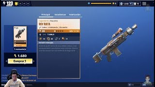Save the World Guide KING RAT Assault Weapon (Mini hydra ) FORTNITE 4444