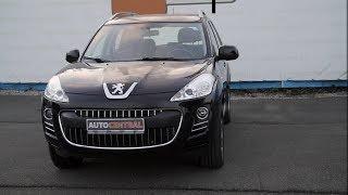 видео Peugeot 4007