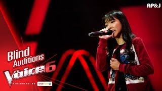 กานต์ - ฟั่นเฟือน - Blind Auditions - The Voice Thailand 6 - 26 Nov 2017