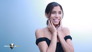 Brighter Image Lab does Incredibil™ Smile Makeover for Top Model in NYC!