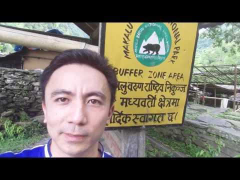 Makalu barun National park buffer zone area-himalayanhealer diaries#07