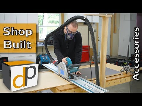 Shop-Built Accessories for The Multi Purpose Table (MPT)
