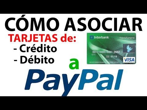 Cómo Crear una cuenta en PayPal con Tarjeta de Crédito o Débito PASO a PASO