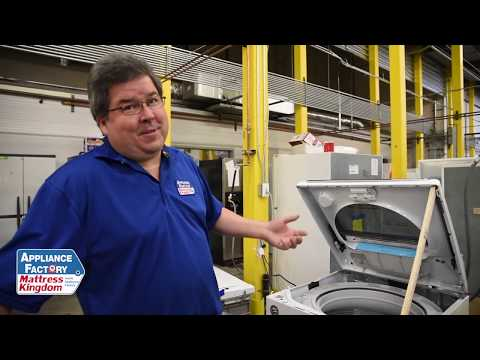 New Top Load Technology Vs Washers With Agitators Youtube