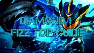league of legends s6 diamond 1 complete guide to fizz top 6 15