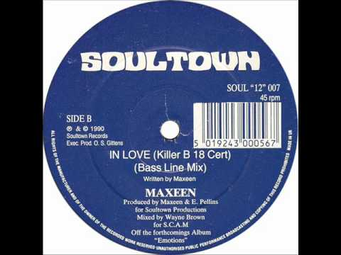 Maxeen - (Never Been) In Love (Like This Before)