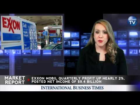 DJIA: Stock Futures Rise on Signs of European Progress, Exxon Mobil Quarterly Profit Up Nearly 2%
