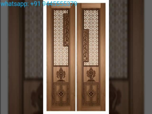 Puja Door Design Pooja Room Doors Carving