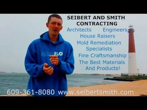 Seibert and Smith Contracting - Re-Building New Jersey after Sandy