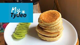 Réalisez des pancakes complètement Fluffy
