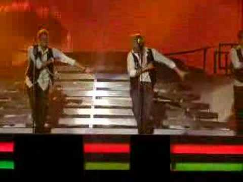 westlife singing boyzone's Picture of you