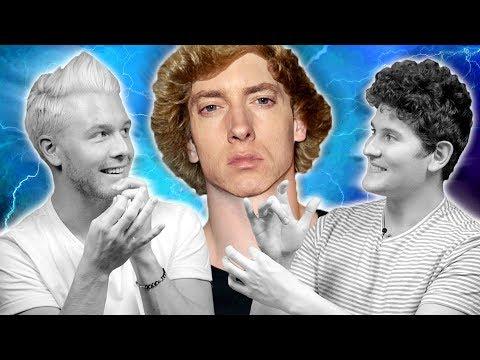 KSI vs Logan Paul og Eminem-Beef - OVERTENNING m/ Farley & Flesvig