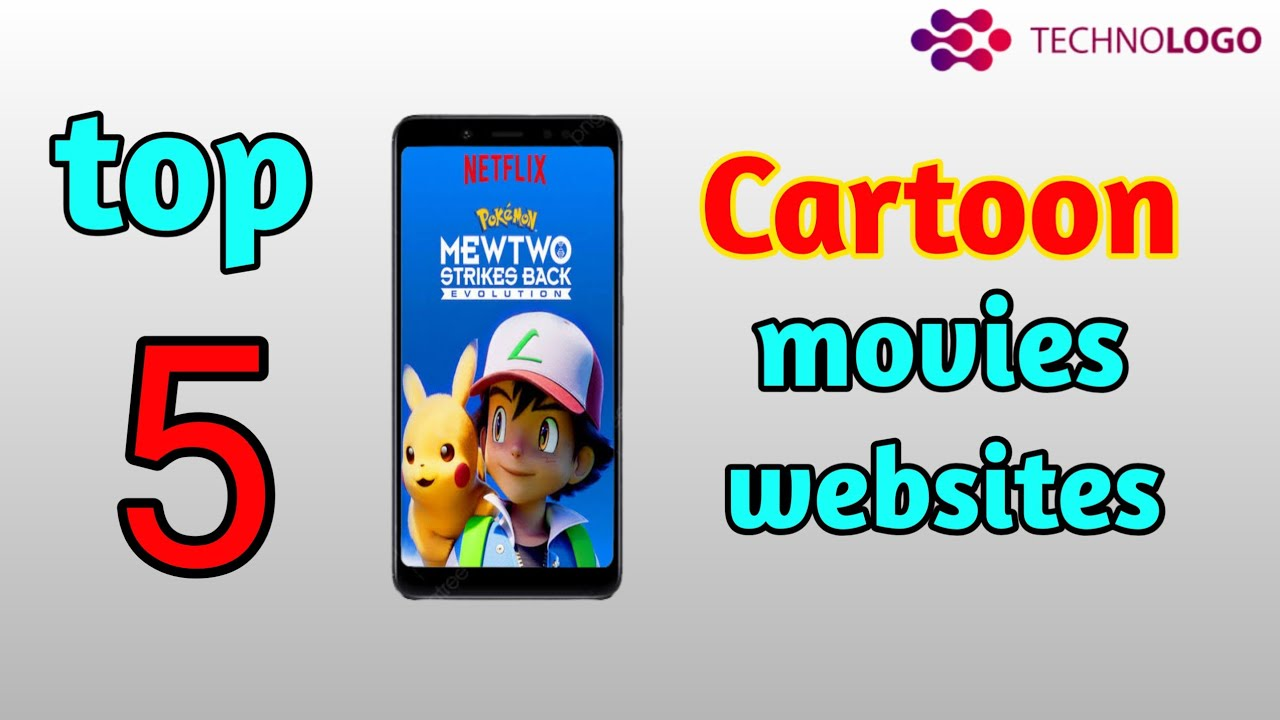 Download Top 5 Cartoon Movies Websites To Download Or Watch Any Cartoon Hindi Dubbed Movies In Any Mobile