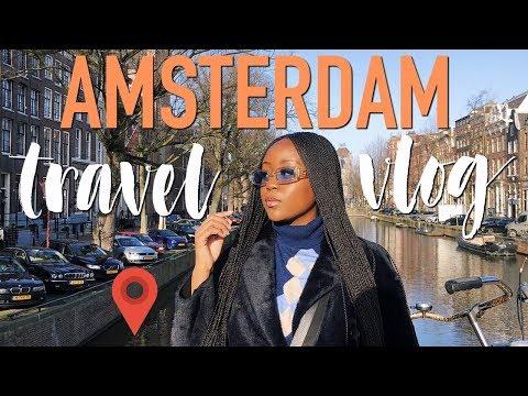 AMSTERDAM VLOG 2020 | Weekend In Amsterdam