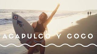 ACAPULCO Y COCO | ANA GONZALEZ
