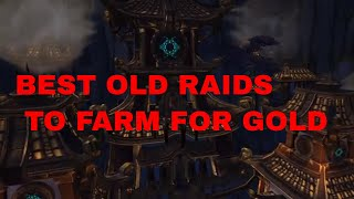 Best Old Raids To Farm For Gold In BFA 8.0, Gold Making Guide
