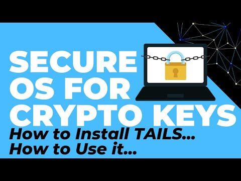 TAILS Linux. How To Create A Secure Air-Gapped Environment For Cryptocurrency