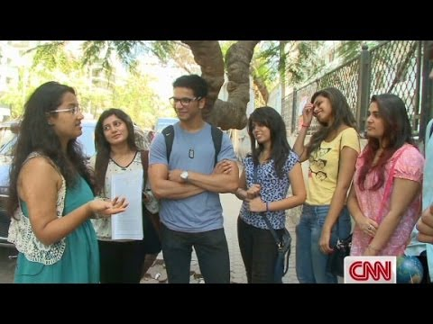 Meet India's first time voters