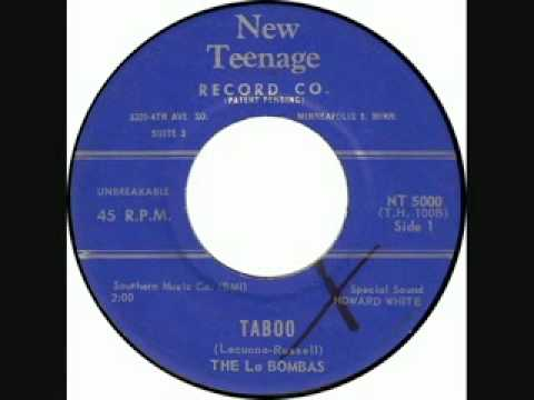 """The La Bombas: """"Taboo"""""""