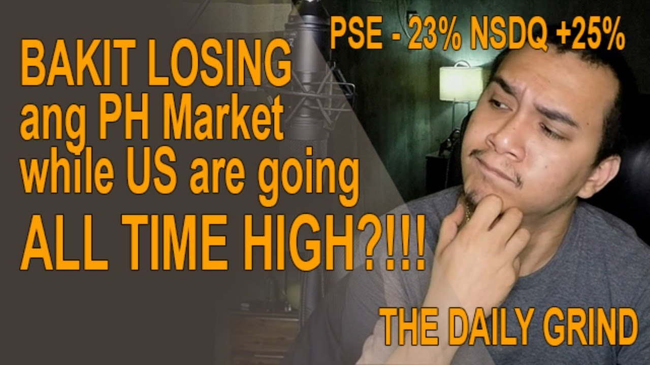 Why is PSE Losing while US Stocks are Winning Big?