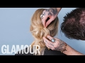 How to do a London textured knot | Beauty Clinic | Glamour UK