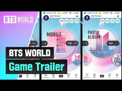 [BTS WORLD] Game Trailer