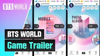 [BTS WORLD] Game Trailer