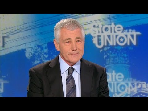 Sec. Chuck Hagel on State of the Union: Full Interview