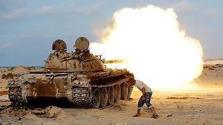قوات الحكومة الليبية تتقدم في سرت بعد غارات أمريكية