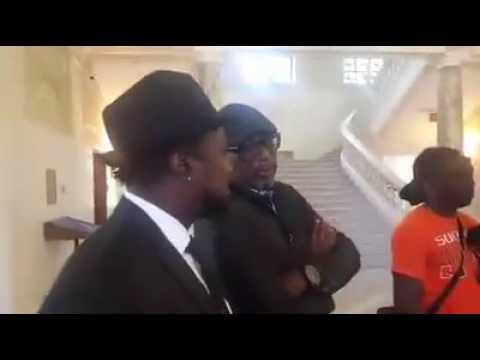 Urgent: WERRASON bayambi  ye lokola President ya republik.  Tala ba respect