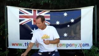 Fijian Bongo Chilli (Capsicum Chinense)  Chilli Test