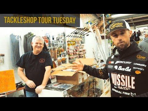 Tackle Shop Tour - Denver Tackle Company