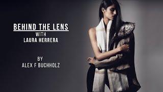 Editorial Photoshoot   Behind the Scenes with Laura Herrera